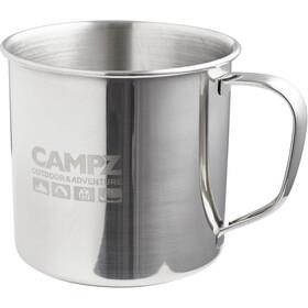 CAMPZ Edelstahlbecher 300ml